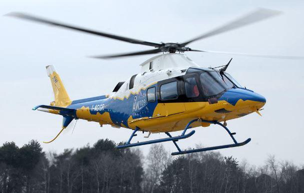 AgustaWestland AW109 Trekker