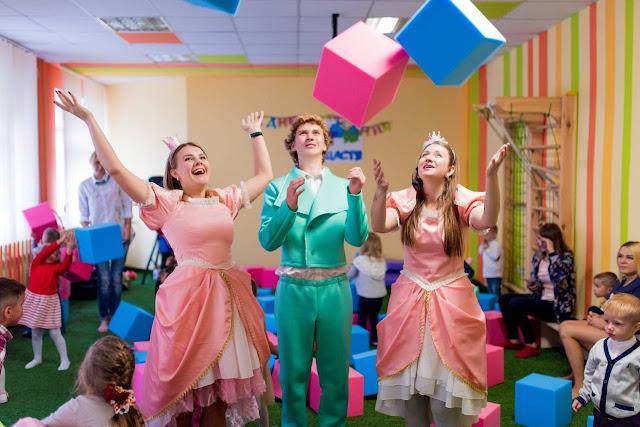 Организация детских праздников Полтава