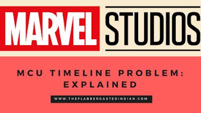 MCU timeline problem