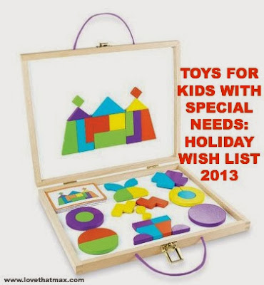 Love That Max Holiday Gifts For Kids With Special Needs
