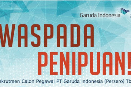 Pengalaman Tes Rekrutment Management Trainee PT Garuda Indonesia Persero TBK