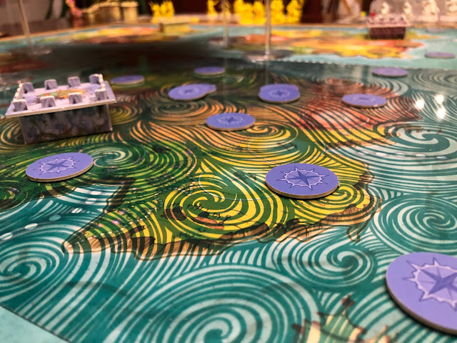 Heroes of Land, air & Sea Board Game Pestilence Expansion Theme; Photo by Benjamin Kocher