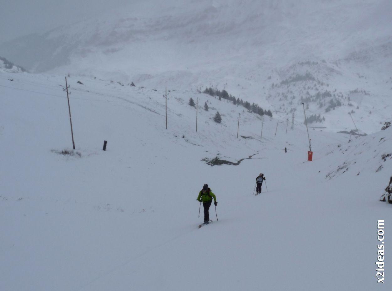P1450765 - Y sigue nevando en Cerler.