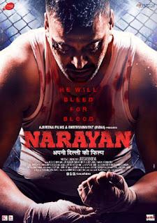 Download Narayan (2017) Movie Hindi Dubbed HDTVRip 720p
