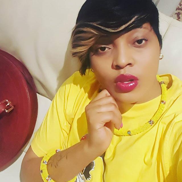Jacqueline Wolper Apigilia Msumari ishu ya Kumpiga chini Harmonize