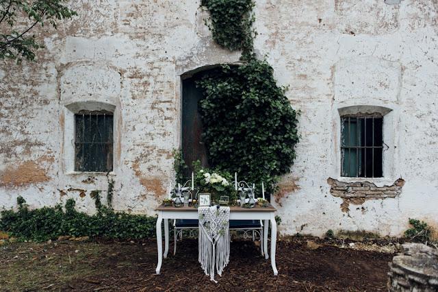 blog mi boda - decoracion boda macrame