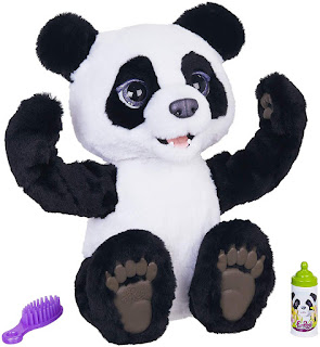 Furreal Plum, the Curious Panda toys for 2019