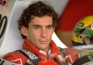 Ayrton Senna aniversario de su muerte