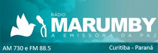 Rádio Marumby 730 AM e FM 88,5 de Curitiba PR