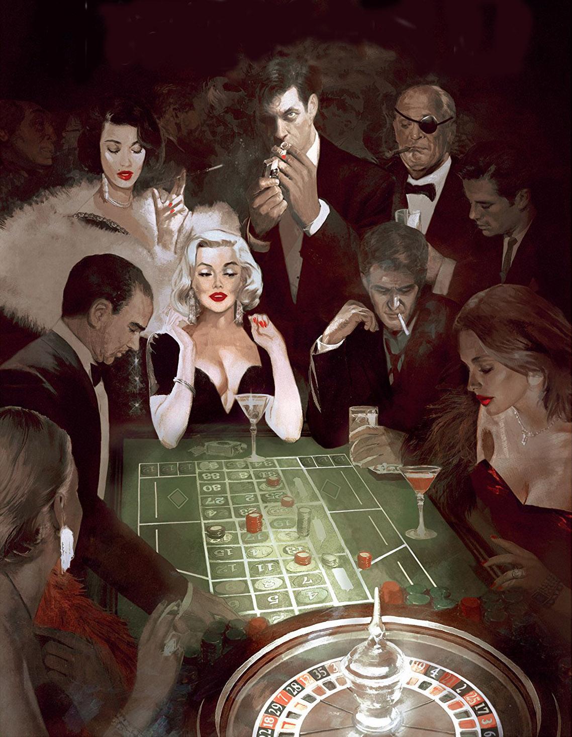 Охрана казино кристалл