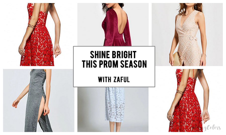Shine Bright This Prom Season