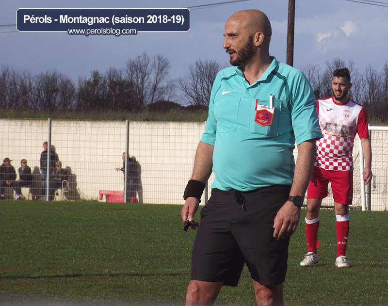 ES Pérols vs US Montagnac