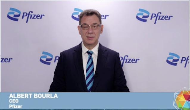 CEO Pfizer