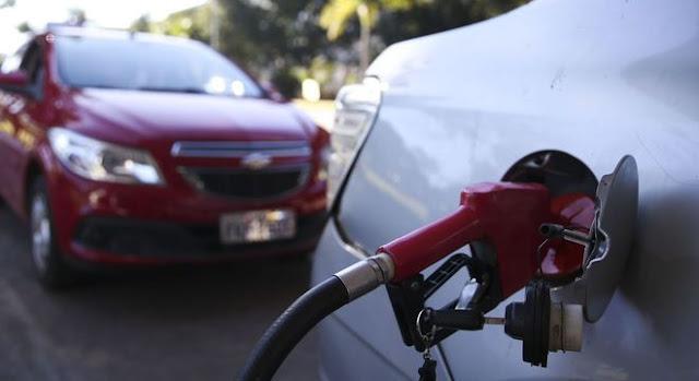 Petrobras eleva gasolina em 12% nas refinarias na quinta-feira