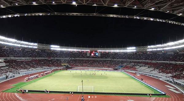 Persija Jakarta Resmi Kembali Bermarkas di GBK