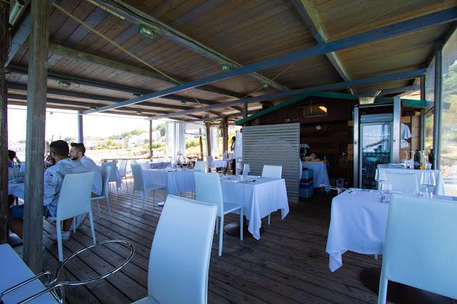 Pranzo al trabocco Punta Rocciosa-Fossacesia