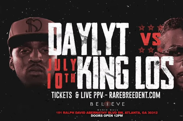 King Los vs Daylyt Announced For Max Out 2