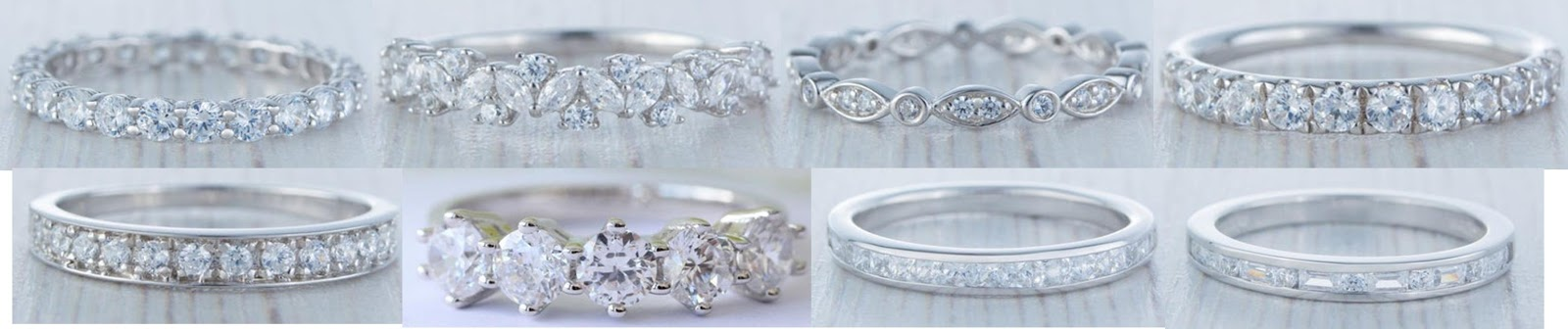 cheap wedding rings from Etsy