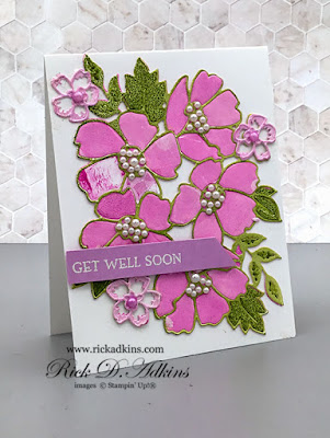 Super cute Get Well Soon Card for this weeks Color Challenge over at The Spot Creative Blog  Click here to learn more