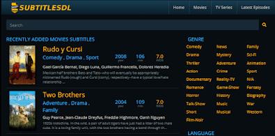 Aplikasi Download Subtitle - SubtitlesDL