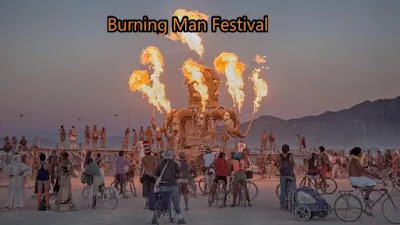 burning man festival line up