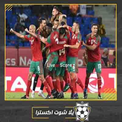 مشاهدة مباراة المغرب والجابون بث مباشر اليوم 15-10-2019 مباراة ودية