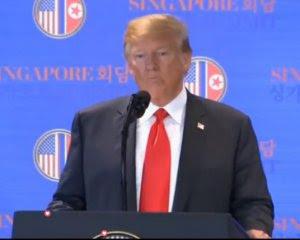 """""""Вони розуміють, що підписали"""" - Трамп розповів про подальші відносини із КНДР"""