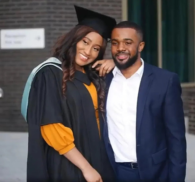 'The Holy Spirit Released To Me That WIlliams Uchemba Is My Husband' - Brunella Oscar