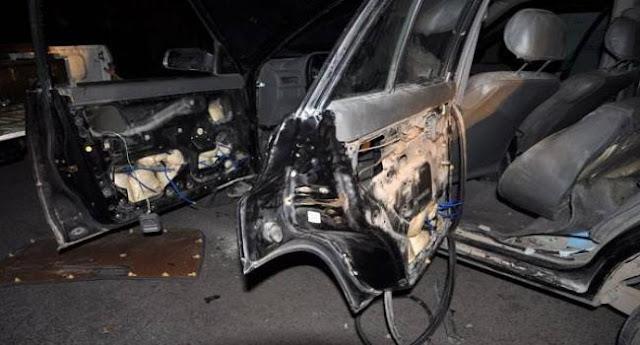 المهدية : القبض على عصابة مختصة في التزوير وتفكيك هياكل السيارات