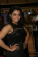 Wamiqa Gabbi in a sleeveless Black Designer Transparent Gown at 64th Jio Filmfare Awards South ~  Exclusive 124.JPG