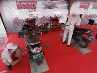 MPM Honda Jatim berikan Banyak Penawaran Spesial dan Paket Service Murah di Honda Sport Motoshow Madiun.