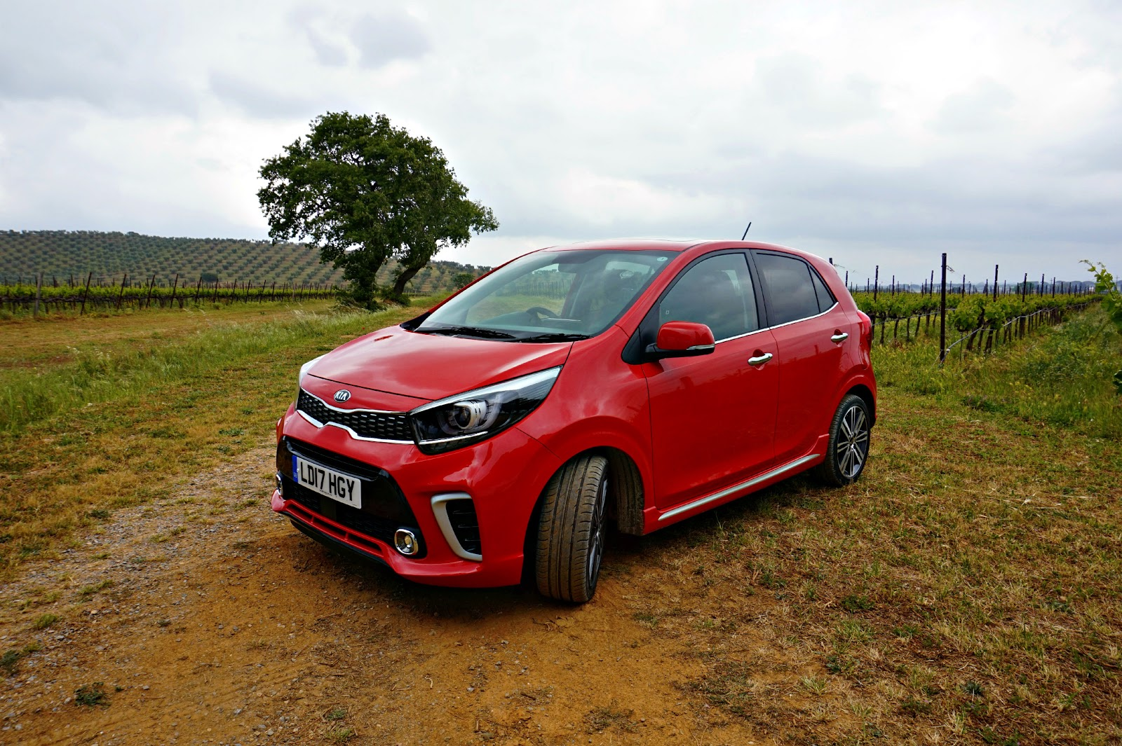 Kia Picanto GT Line review