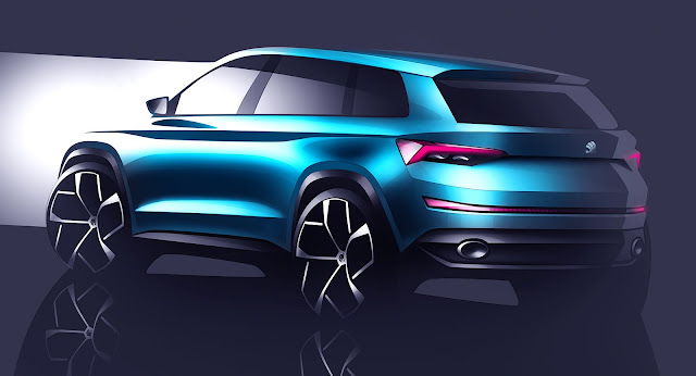 2017 Skoda VisionS concept