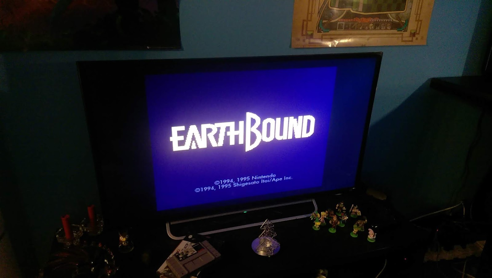 Getting Excited, Making Things: Blog: Thoughts on Earthbound