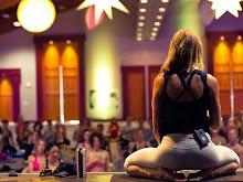 Yoga pants strip