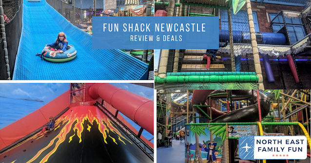 The Fun Shack Newcastle : Review & Deals