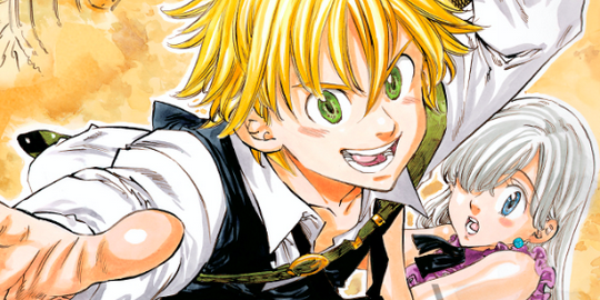 Seven Deadly Sins, Manga, Actu Manga, Pika Édition, Nakaba Suzuki,