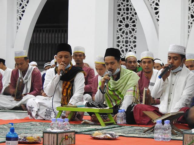 Lapas Kelas 1 Tangerang Gelar Peringatan Malam Nuzulul Qur'an 1442 H Bersama Petugas dan WBP
