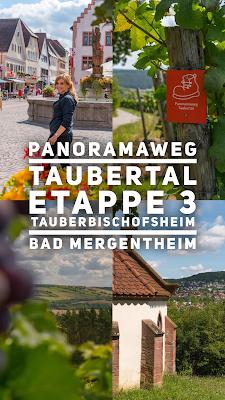 Panoramaweg Taubertal Etappe 3 Tauberbischofsheim - Bad Mergentheim  Wandern im Taubertal 21