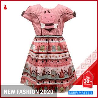 MRTT113P189 Pakaian Anak Perempuan Keren 2020 BMGShop