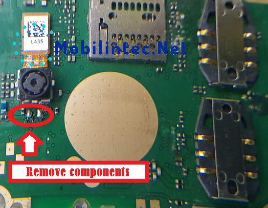 repair solution Nokia 108 (RM 944) Headset Mode
