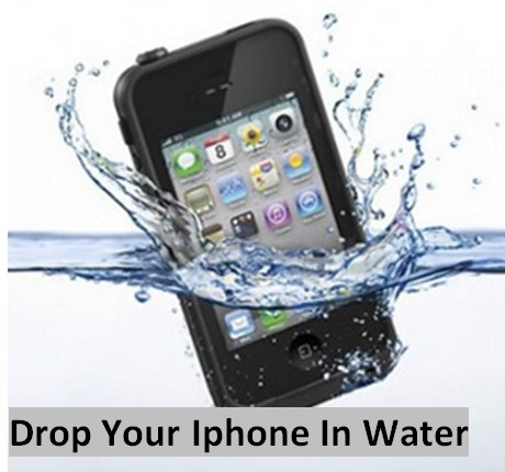 i dropped my iphone in water what to do if you drop your iphone in water iphone tuthorial 19282