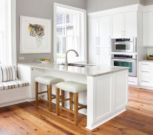 desain kitchenset dan dapur rumah minimalis modern