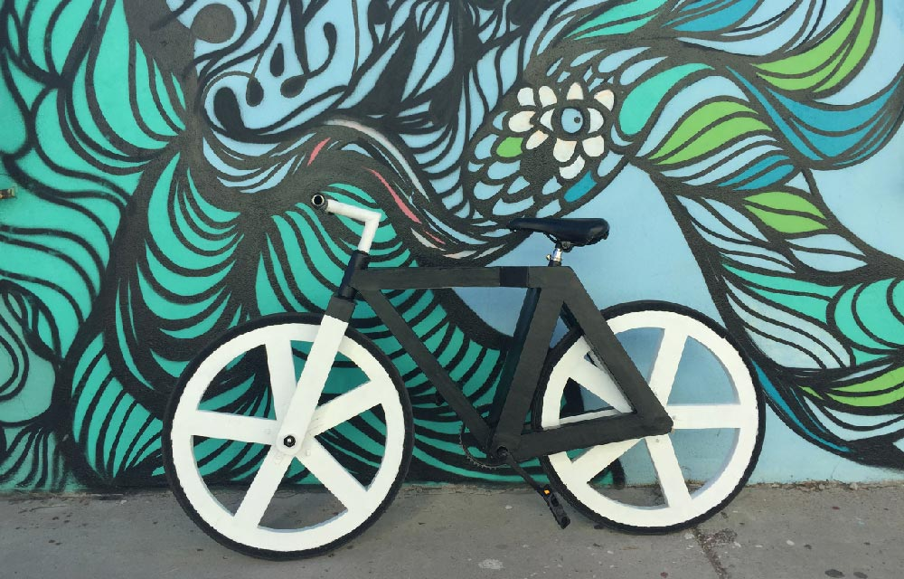 Urban GC1 la city bike di Greencode
