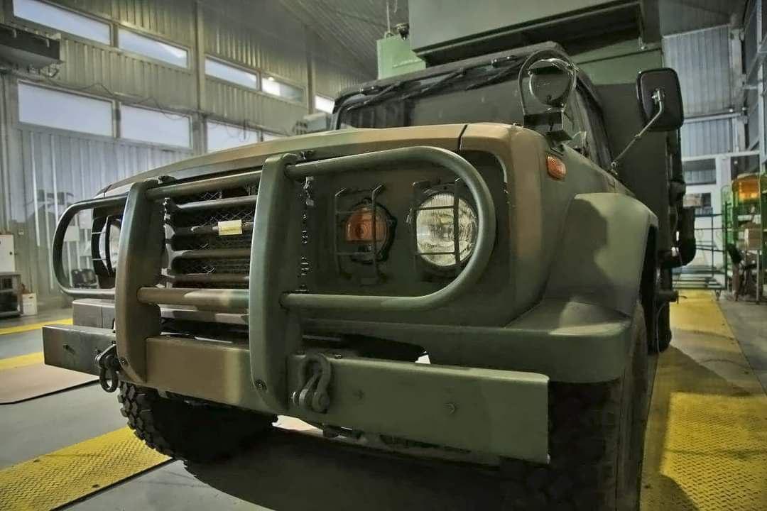 Telecard Командно-штабна машина на базі КІА