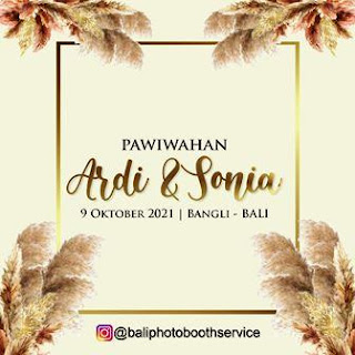 09102021 PAWIWAHAN ARDI & SONIA AT BANGLI - BALI