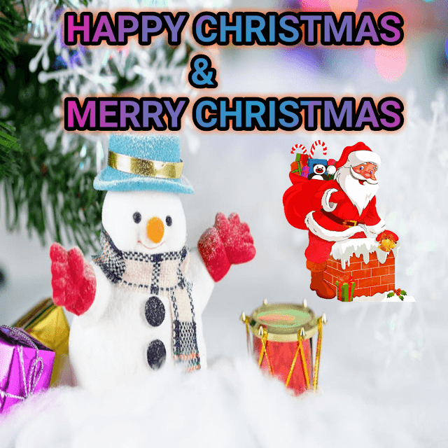 happy merry christmas images free download