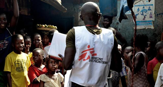 Sınır Tanımayan Doktorlar - Doctors Without Borders