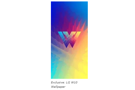 Download Wallpapers [FHD +]  LG W10 & W30  2