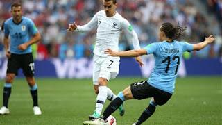 مشاهدة مباراة فرنسا واوروجواي بث مباشر | اليوم الثلاثاء 20/11/2018 | France vs Uruguay live